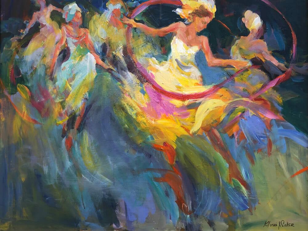 Dance - Dancing at the Festival