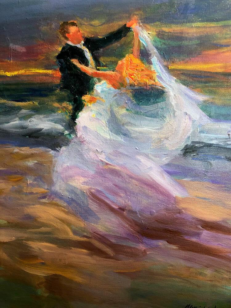 Waltz at Low Tide